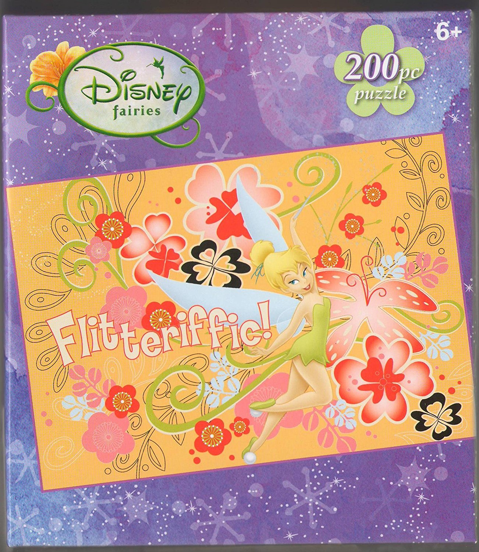 Disney Fairies Tinkerbell Flitterific 200 Pieces