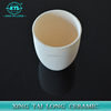 300ml Corundum-mullite Alumina Crucible For Melting Steel