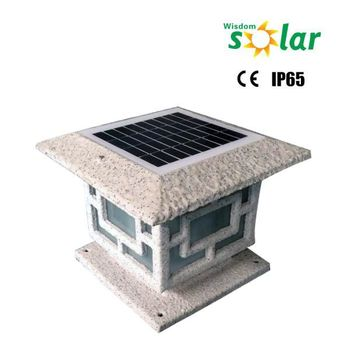 Solar Powered Outdoor Lights | Solar Powered Outdoor Lighting Fixture Main Gate Lights Jr 3018 W