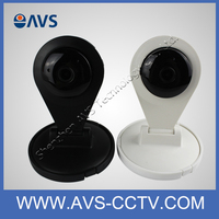 1piece Array LED 3.6mm lens TF card and network storage Remote Monitoring Wireless home cctv camera