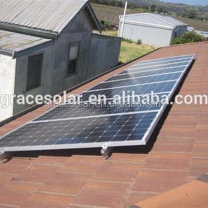 100KW to 100MW large commercial solar energy plant solar power system