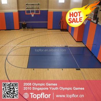 Topflor Indoor Half Court Mini Basketball