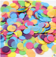 decorative party colorful tissue paper confetti