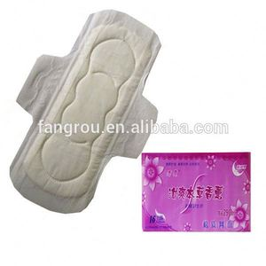 Butterfly disposable lady pads