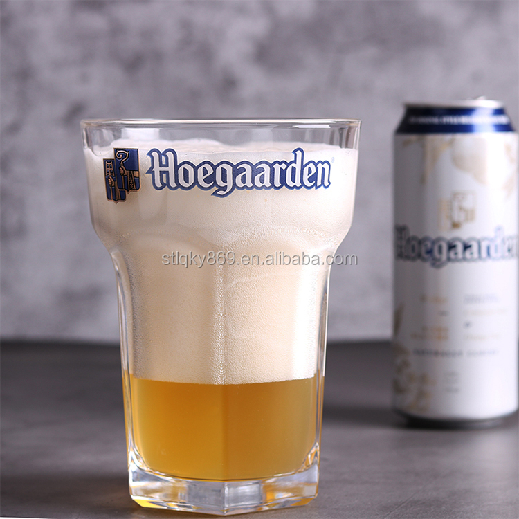 Hoegaarden Beer Branded Candle Holder New