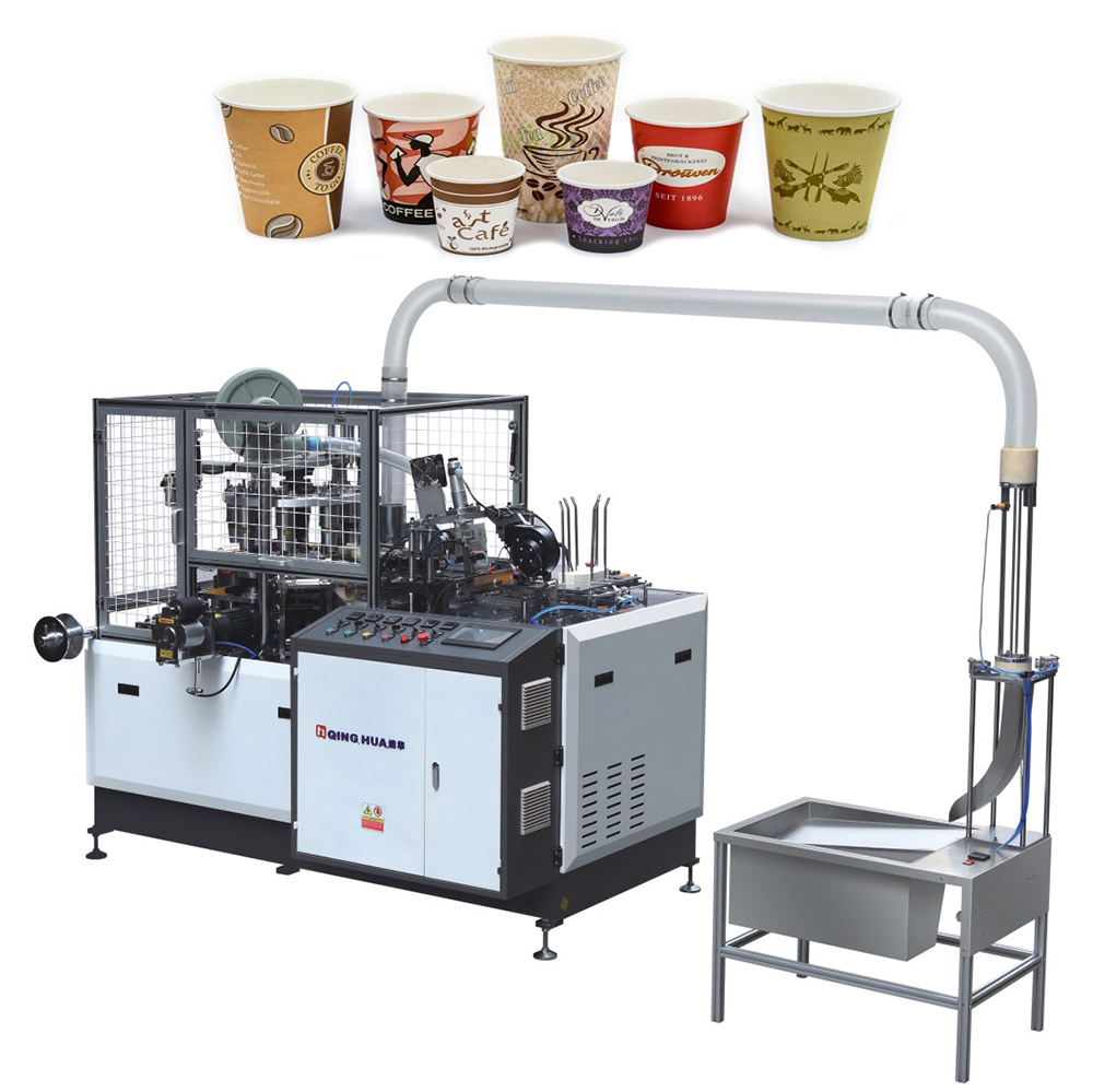 Germany Paper Cups Manufacturing Machines