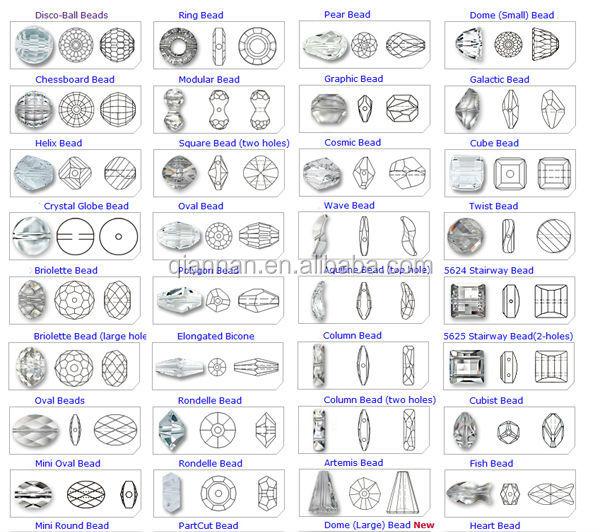 Chandelier Crystals Parts