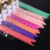 Professional made colorful wedding gift decoration plastic fancy pull bow