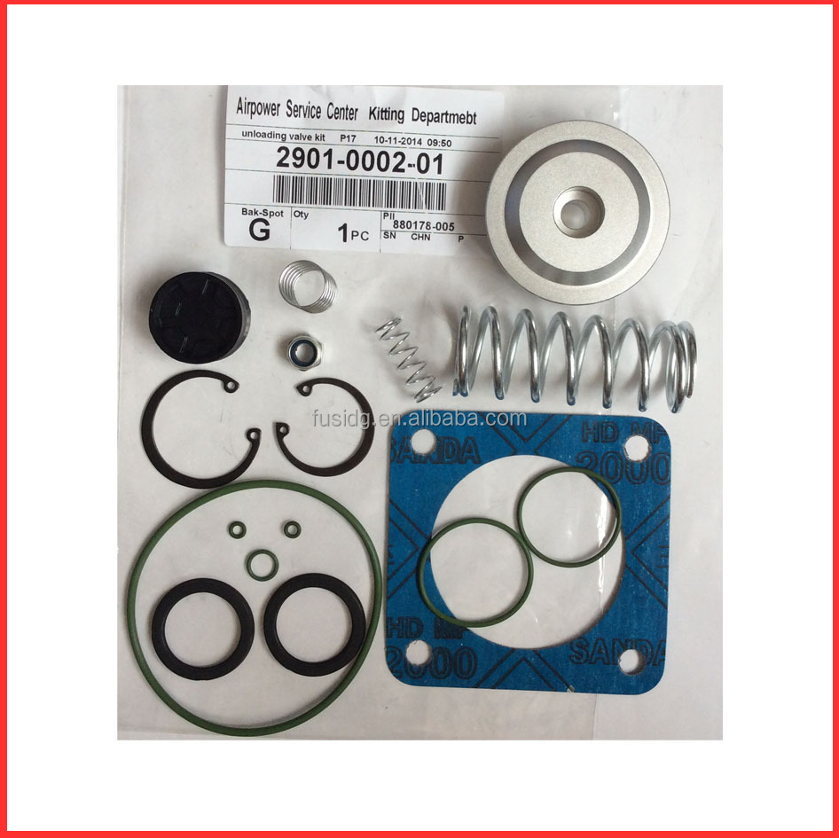 control valve kit 2906009100 2901001200 1613946380