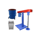 Glue mixer for wood panel machinery