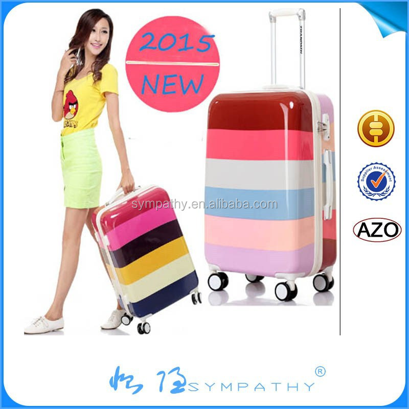 Super Cute Kids Carry On Luggage Brand Trolley Luggage - Buy Brand ...