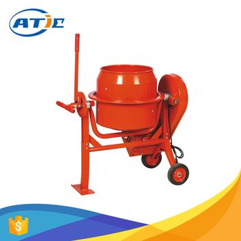 Stainless Steel Drum Mixer Easily Rolling,Manual Concrete Mixer  Machine,Reasonable Manual Concrete Mixer Price - Buy Stainless Steel Drum  Mixer,Manual