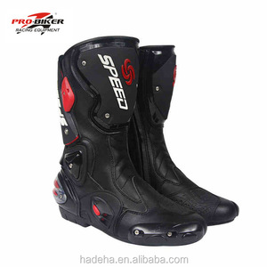 Pro Biker Motorcycle boots SPEED Racing Motocross Boots,motorcycle botas motocross bota motocicleta Size 40 41 42 43 44 45