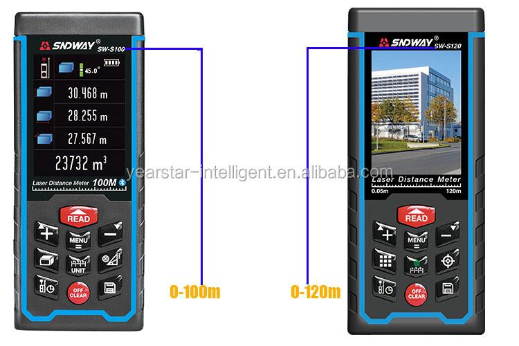 Mini Laser Entfernungsmesser : Mm mini usb lade laser distanzmessgerät