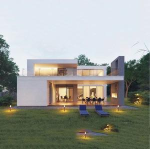 2019 hot seller Daquan Prefab House - New tech EPS cement sandwich wall  panel