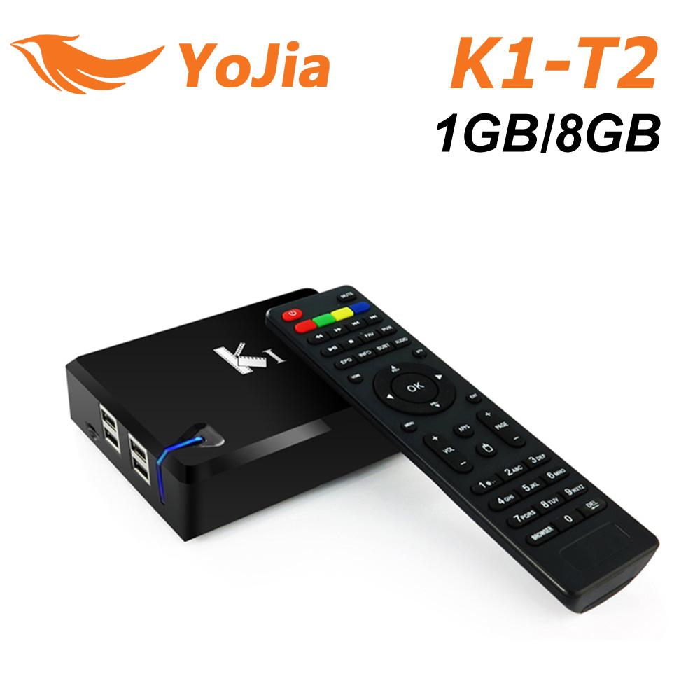 [Genuine] KI  DVB-T2 Amlogic S805  Android4.4  DVB T2 Terrestrial TV Box Quad
