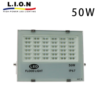 Hot sale high temperature resistant waterproof 50 watt led flood light