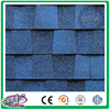 Fiberglass asphalt roofing Shingles coloured glaze red asphalt roof shingles made in China