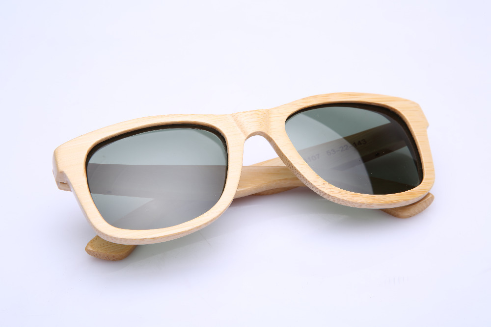 05e3d570b4f3 Get Quotations · Factory Outlet High Quality Handmade Sunglasses Bamboo  Wooden Sunglasses Polarized Vintage Sunglasses Mens Cool Shade