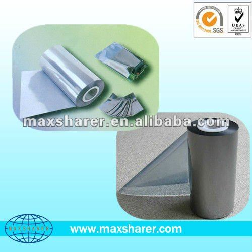 ESD antistatic metalized shielding film roll (Hot sale!)