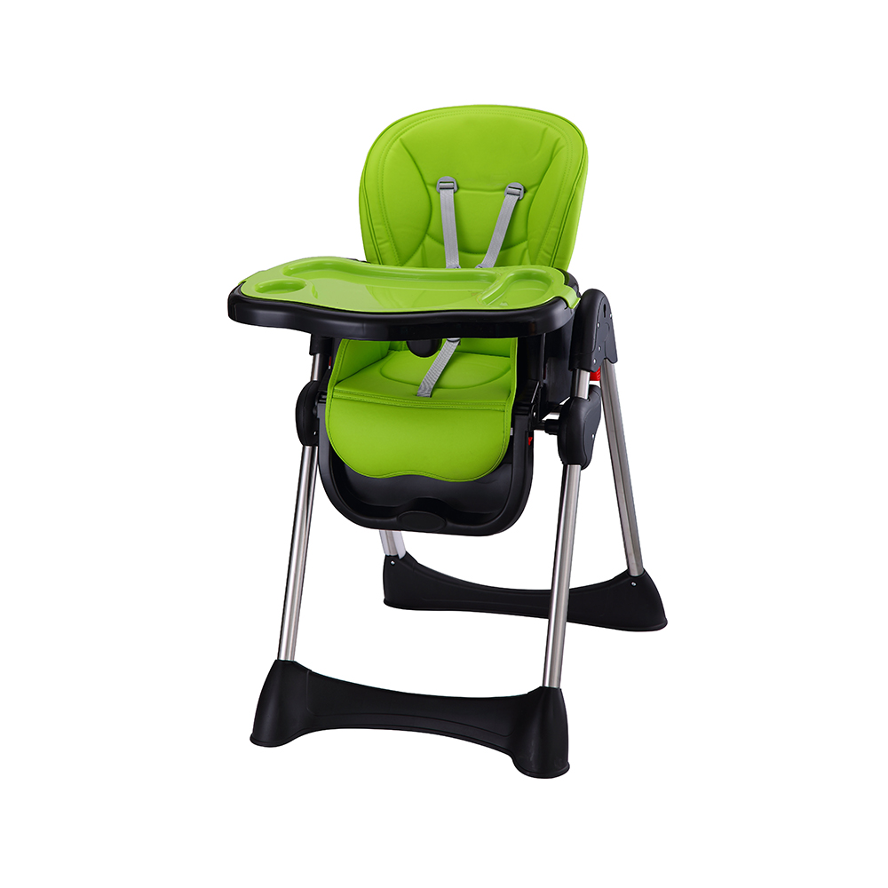 0c2d3493ea24 Comfortable Baby Trend Deluxe 2-in-1 Babay High Chair With Food Tray ...