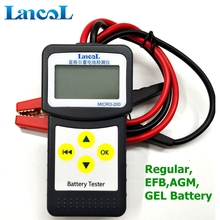 LANCOL MICRO-200 Digital Car Battery Tester 12V Car Diagnostic Tool