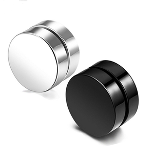 24a0e5621 Magnet Earring Black, Magnet Earring Black Suppliers and Manufacturers at  Alibaba.com