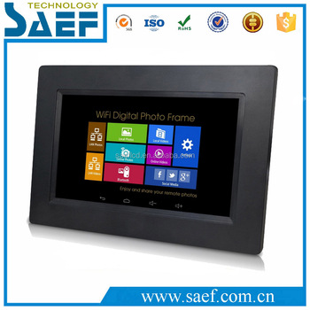 7 Inch Android Tablet Lcd Advertising Display Support 200 Million ...