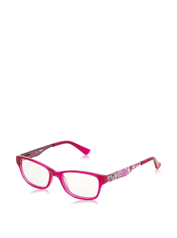 a8fd1f088a9 Get Quotations · GUESS Eyeglasses GU 9094 Fuchsia 48MM