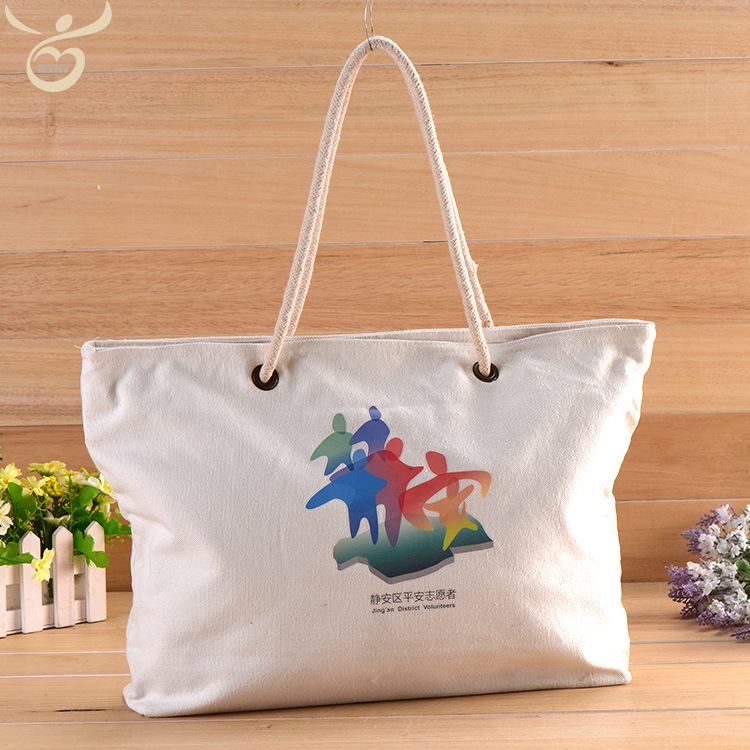 Canvas Tote Bag Rope Handle Suppliers And Manufacturers At Alibaba