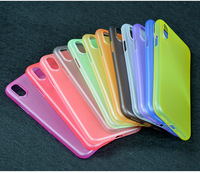 OEM and ODM cheap price ultra thin blank color fastness soft PP Phone Protective coque Cases For Apple iPhone X