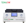 BAKU latest update free gift mini size Automatic factory price BK-958 All-in-one OCA LCD film laminating bubble removing machine