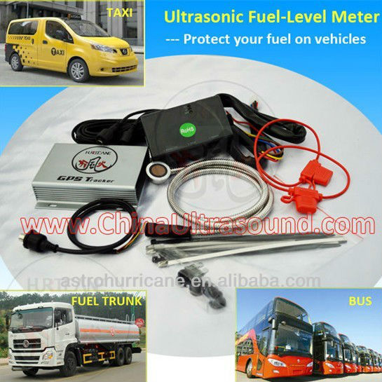 Vehicle Diesel Fuel Consumption Meter/Petrol Level Monitoring