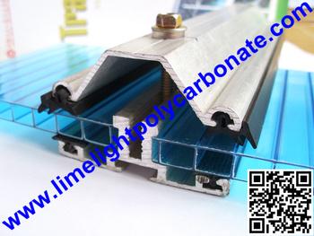 fe3c00ca0fc Polycarbonate Sheet Profiles accessories