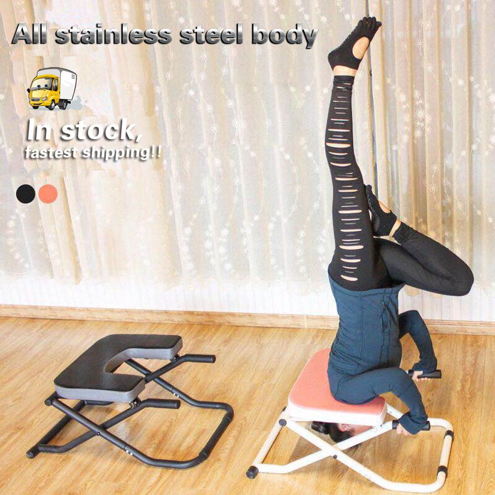 La Méditationprière Yoga équilibre Tabouretbanc Briques De Yoga