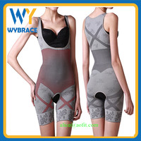 Wholesale Hourglass Shape Women Seamless Super Body Shaper Full Body Magic Bamboo Charcoal Slimming Suit Body Fir Corset Shaper