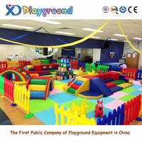 Commercial indoor playground children soft play wholesale