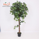 make artificial ficus tree banyan plant for home decoration wholesale