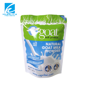 Manufactory custom made plastic laminated milk packet