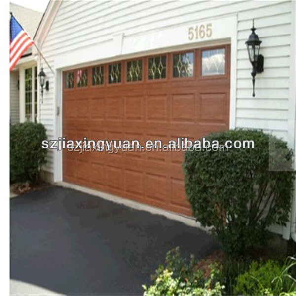 Competive Price Sectional Steel Parking Garage Gates