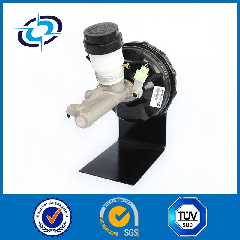 brake booster 6'' inch brake booster vacuum pump with master cylinder assy