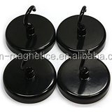 Permanent type Flat Magnet Pot Ferrite ceramic magnet
