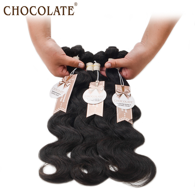 High quality Peruvian human hair unprocessed virgin remy body wave