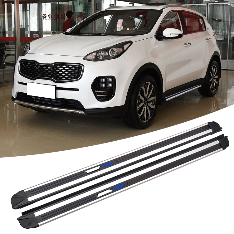 2017 Kia Sportage Accessories >> Factory Direct Sale 2016 2017 2018 Suv Side Step Nerf Bar Running Board Accessories Used For Kia Sportage 2019 Buy Sportage Accessories 2019 2018