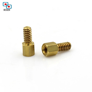 M4 stainless steel /aluminium standoff screw spacer for machine
