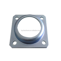 Top supplier aluminum sheet metal punching stamping parts