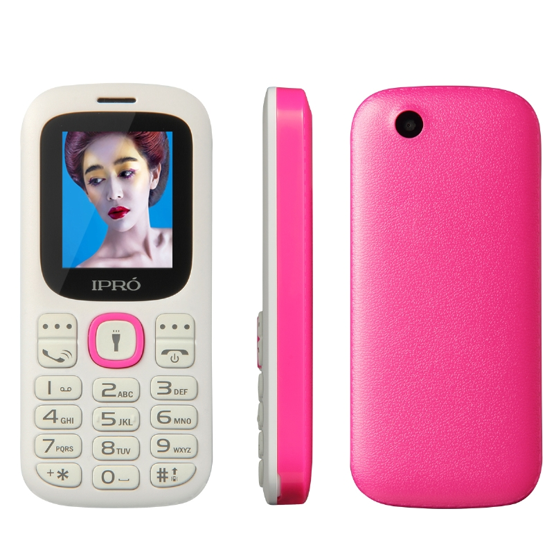 Very Cheap OEM 1.8 inch bar feature mobile phone wholesale ultra thin dual sim cell phone with high quality and Low price