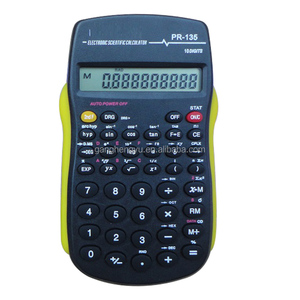 Middle School Student Small 10-Digit Multifunction Scientific Calculator