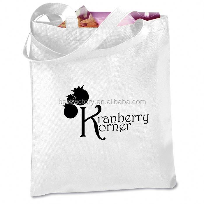 completely design idea offered cheap reusable non woven shopping bags