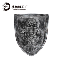 wholesale medieval military combat dragon shield
